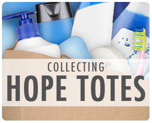 Thanks for giving to Hope Totes